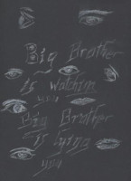 big brother, 1984, roman, chronique, george, orwell